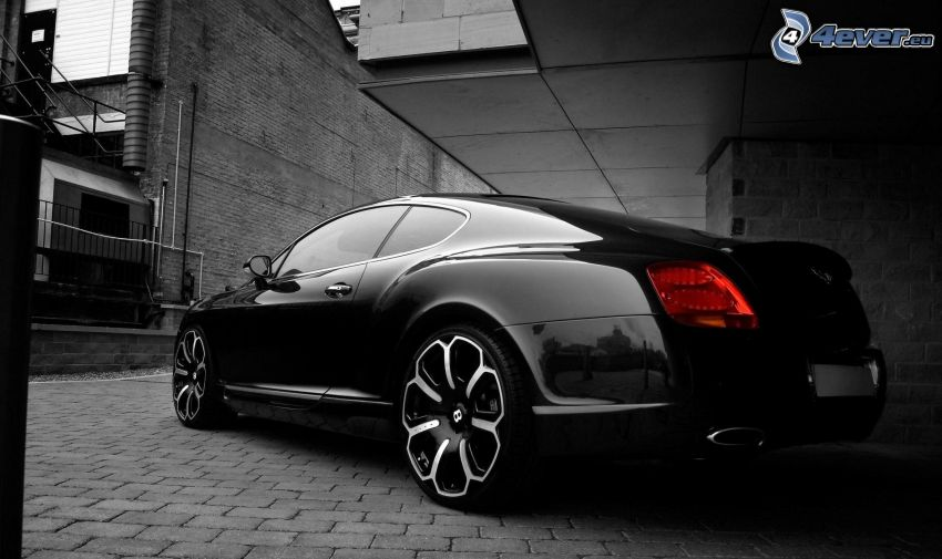 Bentley, piastrelle