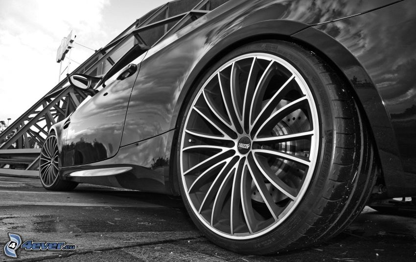 BMW, cerchioni