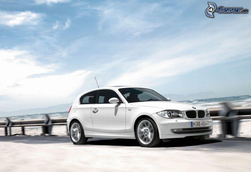 BMW 1, velocità