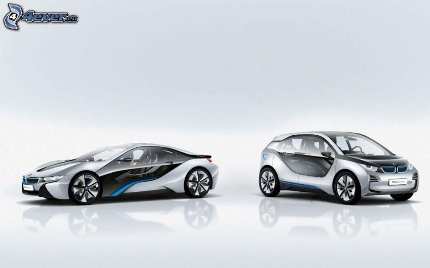 BMW i3, BMW i8