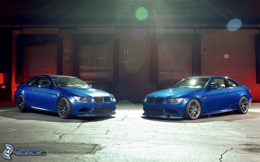 BMW M3, BMW E92