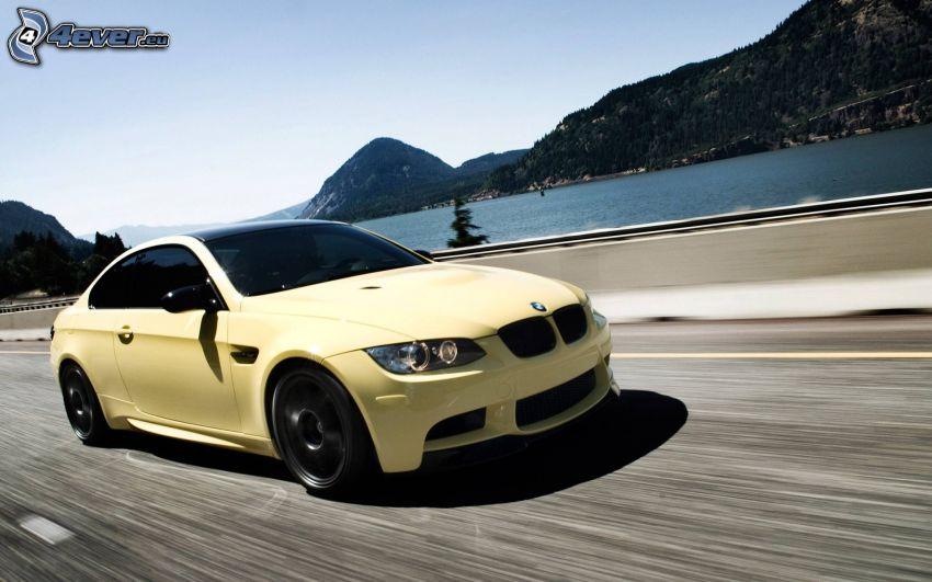 BMW M3, velocità