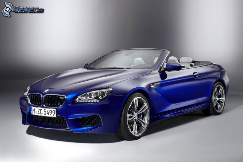 BMW M6, cabriolet