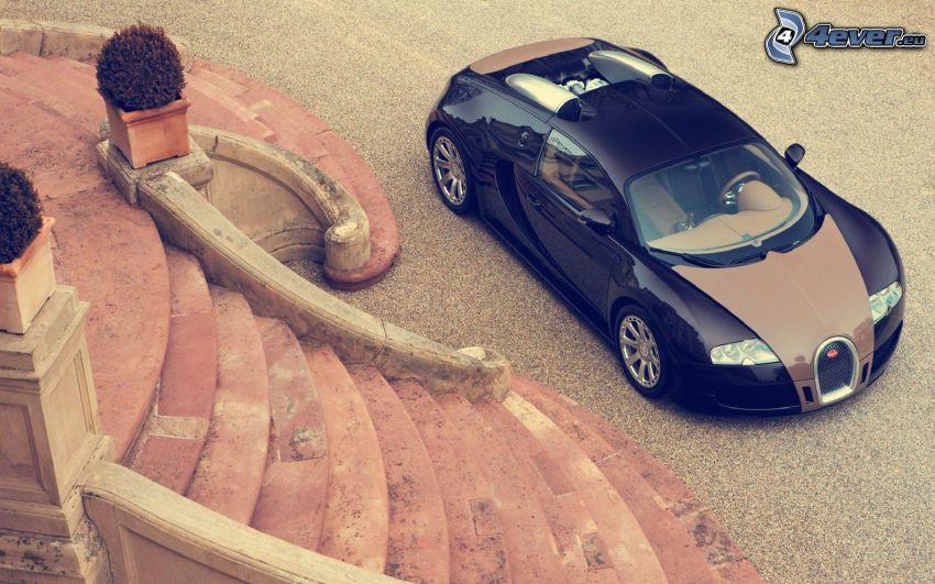 Bugatti Veyron, scale