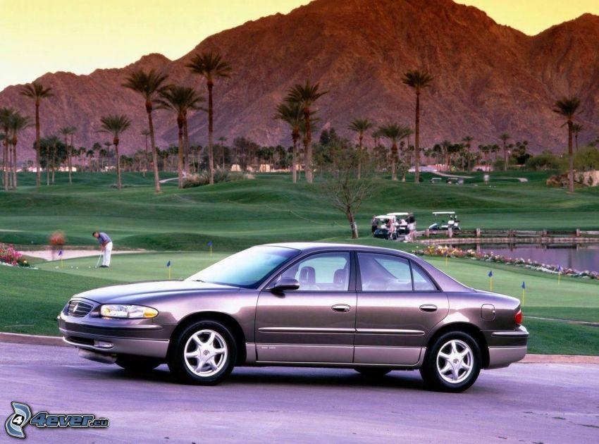Buick Regal, collina rocciosa