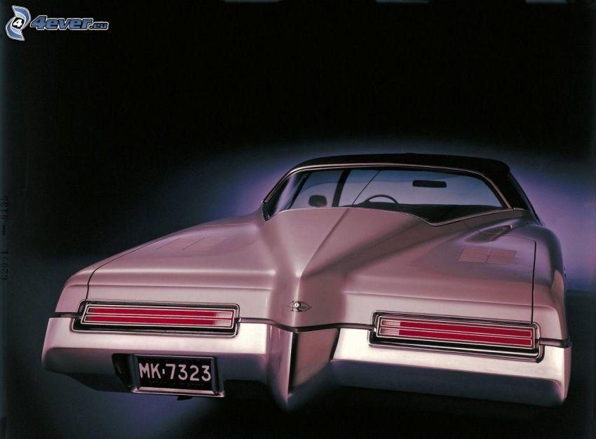 Buick Riviera, veicolo d'epoca