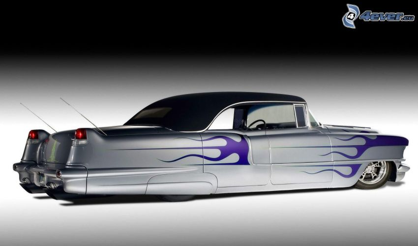 Cadillac Firemaker, veicolo d'epoca