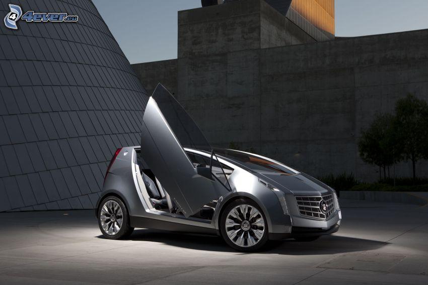 Cadillac Urban Luxury, porta
