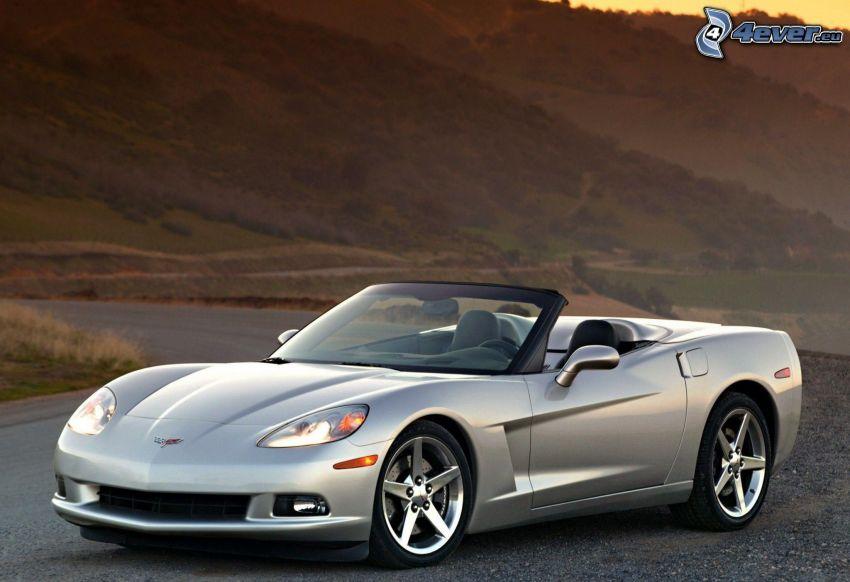 Chevrolet Corvette, cabriolet