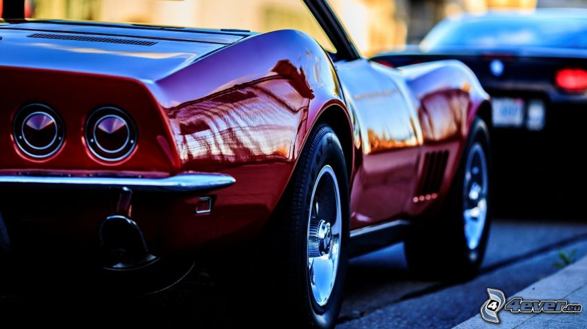 Chevrolet Corvette C3, cabriolet