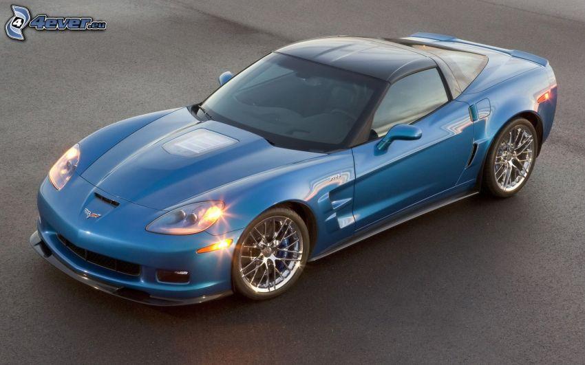 Chevrolet Corvette ZR1, luci