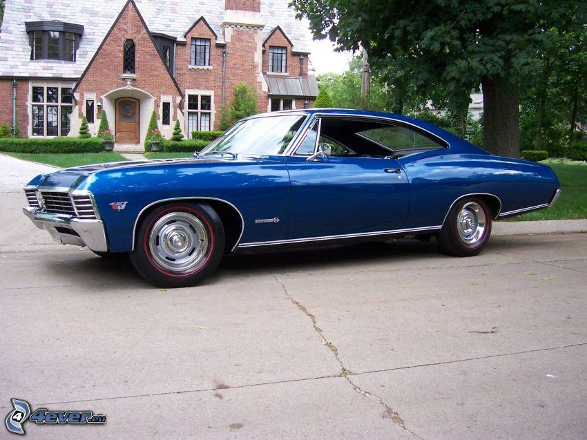 Chevrolet Impala, veicolo d'epoca