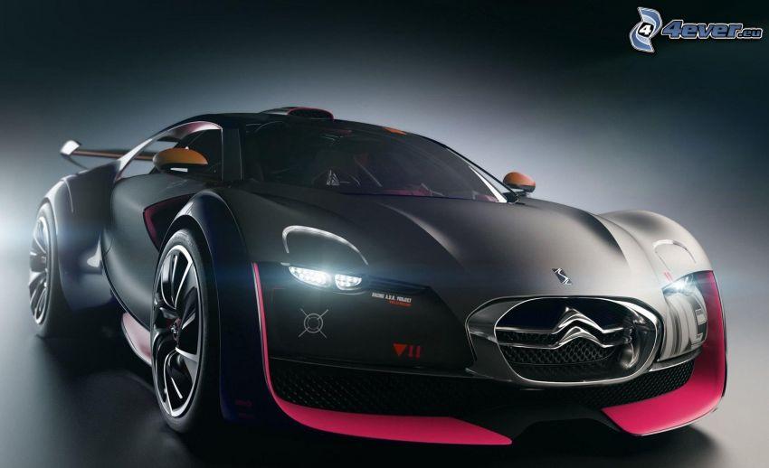 Citroën Survolt, concetto