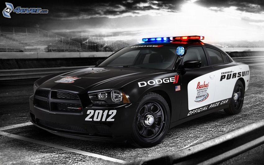 Dodge Charger, auto della polizia