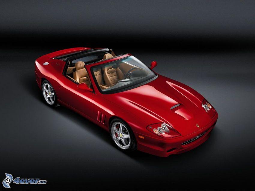 Ferrari 575M Superamerica, cabriolet