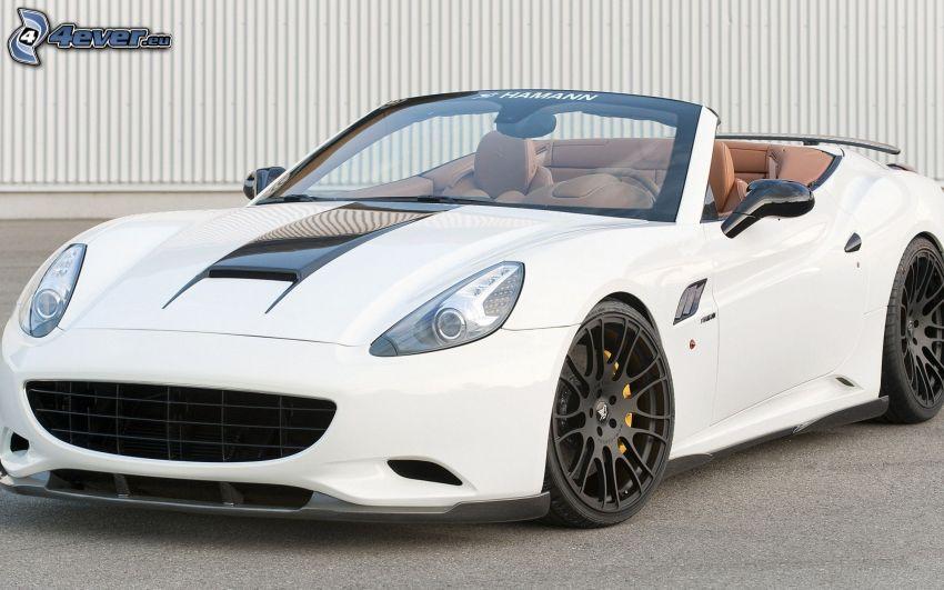 Ferrari California GT, Hamann, cabriolet