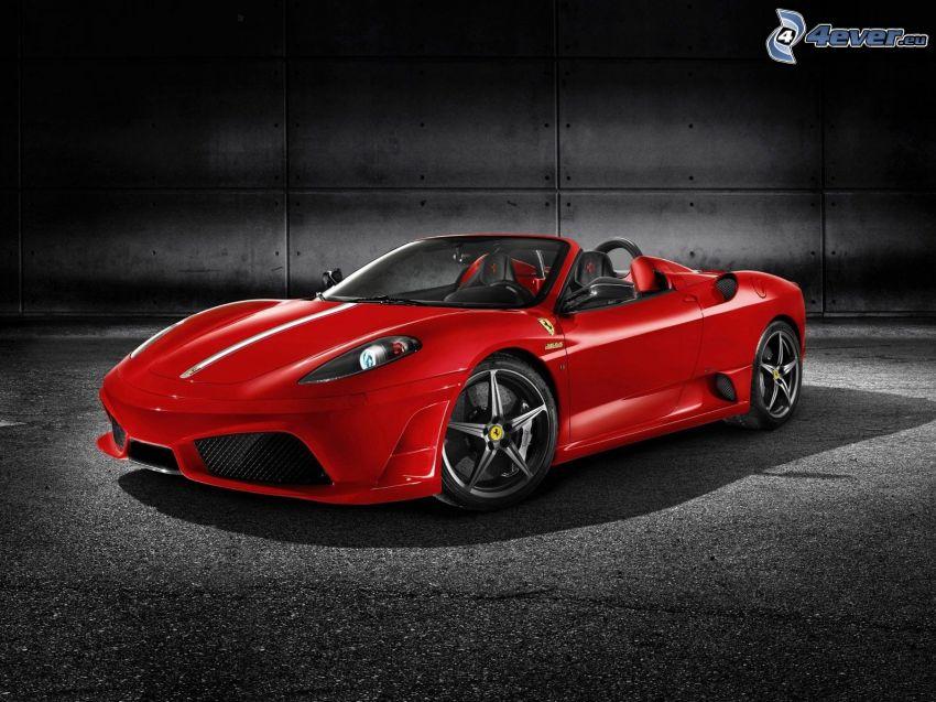 Ferrari F430, cabriolet