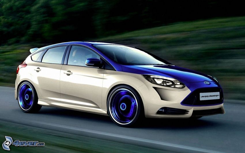 Ford Focus, velocità