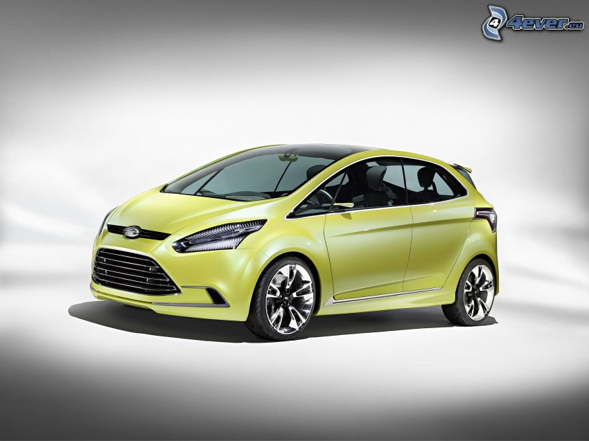 Ford Iosis, concetto, salone dell'automobile