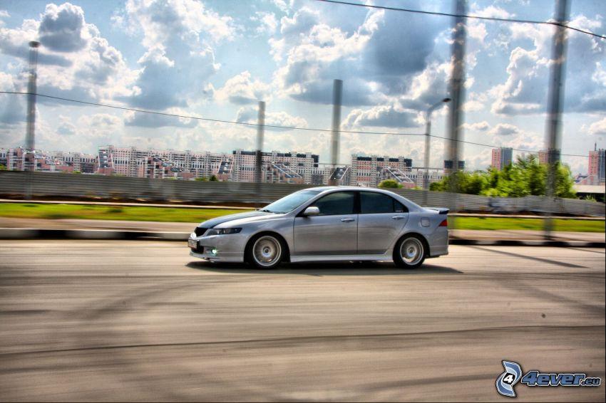 Honda Accord, velocità