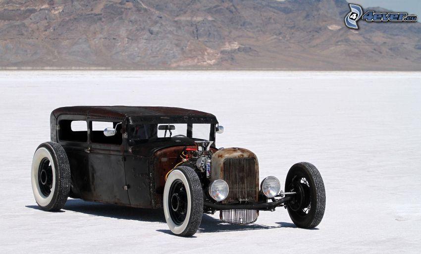 Hot Rod, neve, veicolo d'epoca