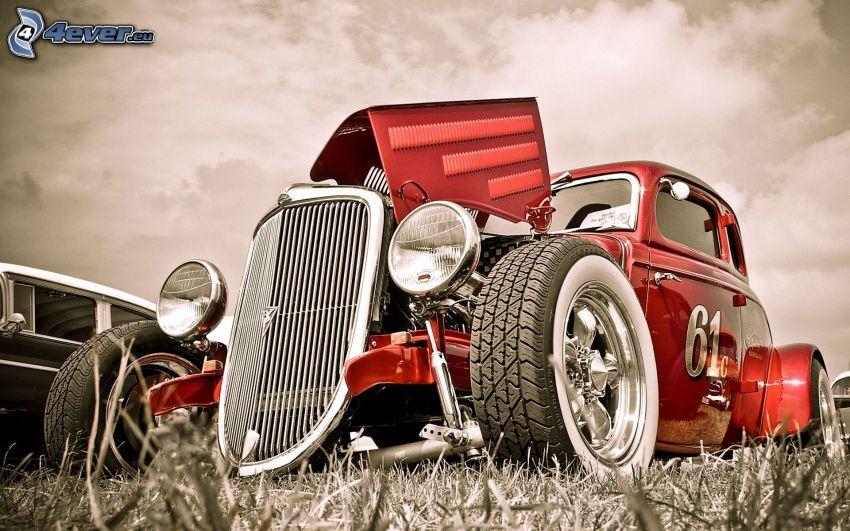 Hot Rod, veicolo d'epoca