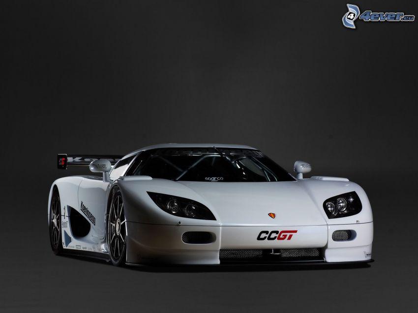 Koenigsegg CCGT, auto sportive