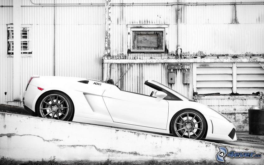 Lamborghini Gallardo, cabriolet