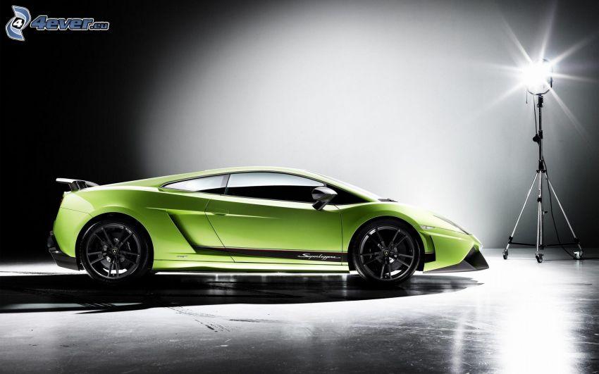 Lamborghini Gallardo LP570, luce