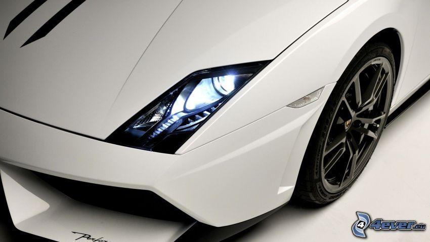 Lamborghini Gallardo LP570, riflettore, ruota