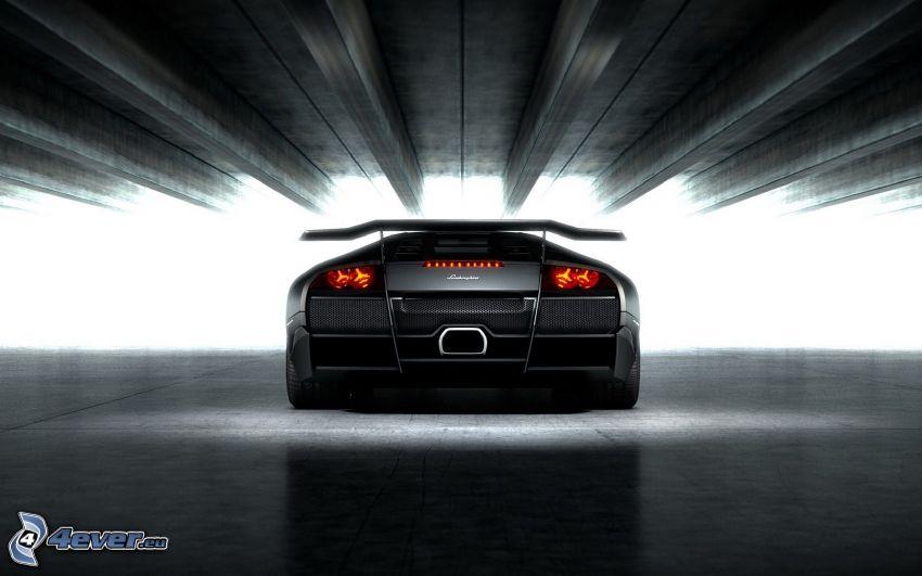 Lamborghini Murcielago LP710