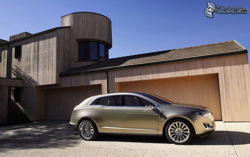 Lincoln MKT, casa moderna