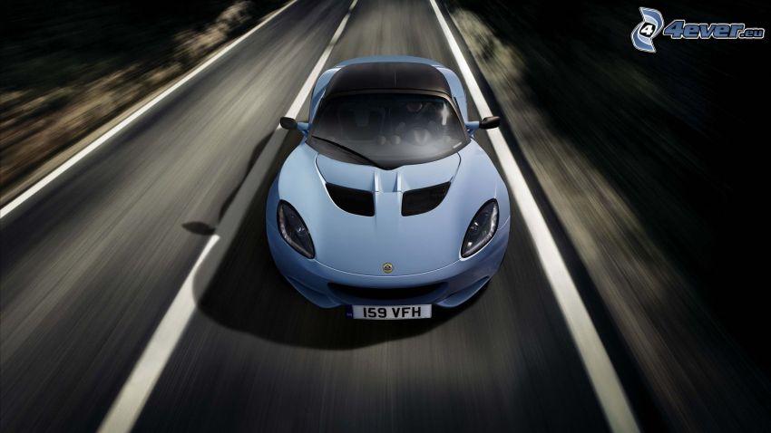 Lotus Elise, strada, velocità