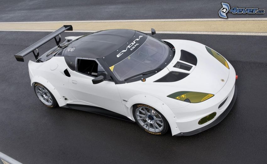 Lotus Evora GX, auto sportive