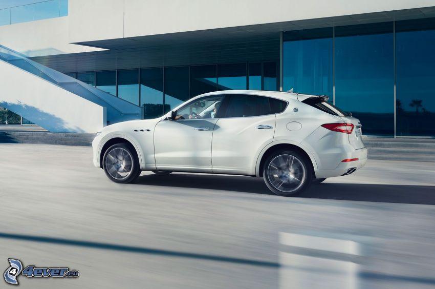 Maserati Levante, casa di lusso