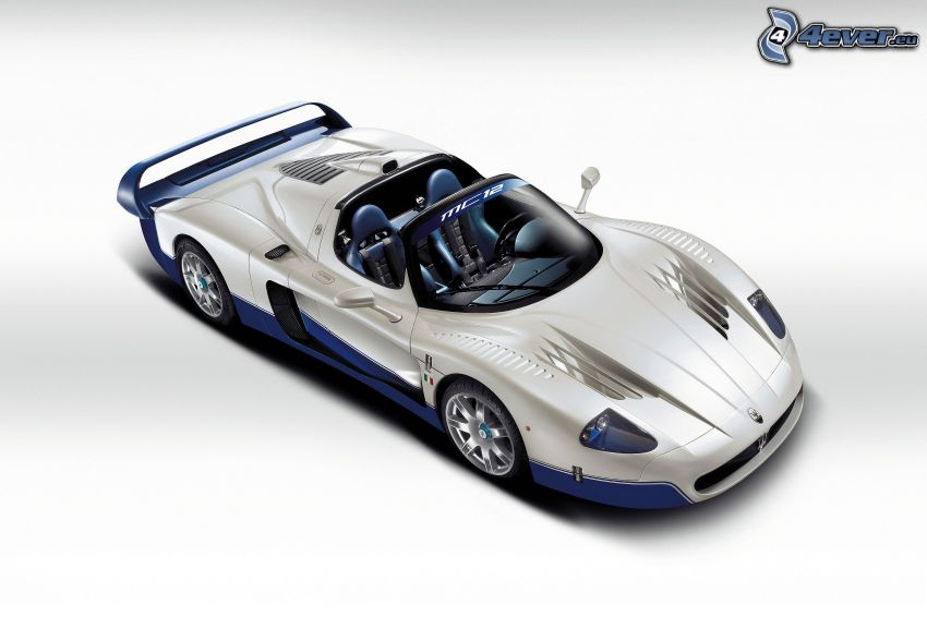 Maserati MC 12, cabriolet