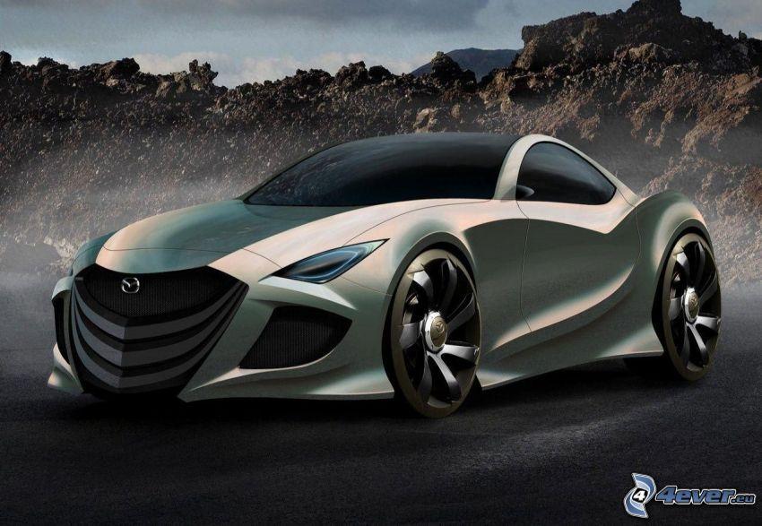 Mazda, concetto