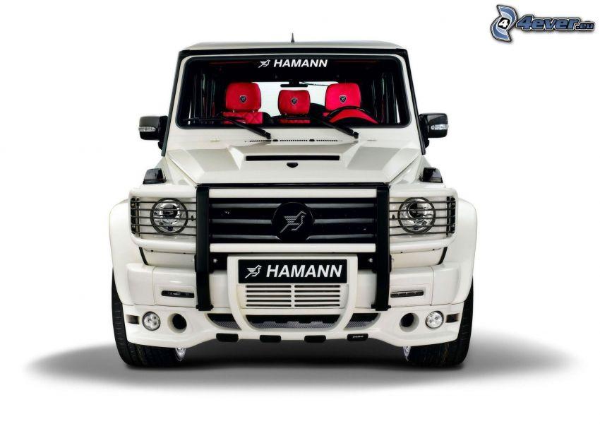 Mercedes-benz AMG G55, Hamann