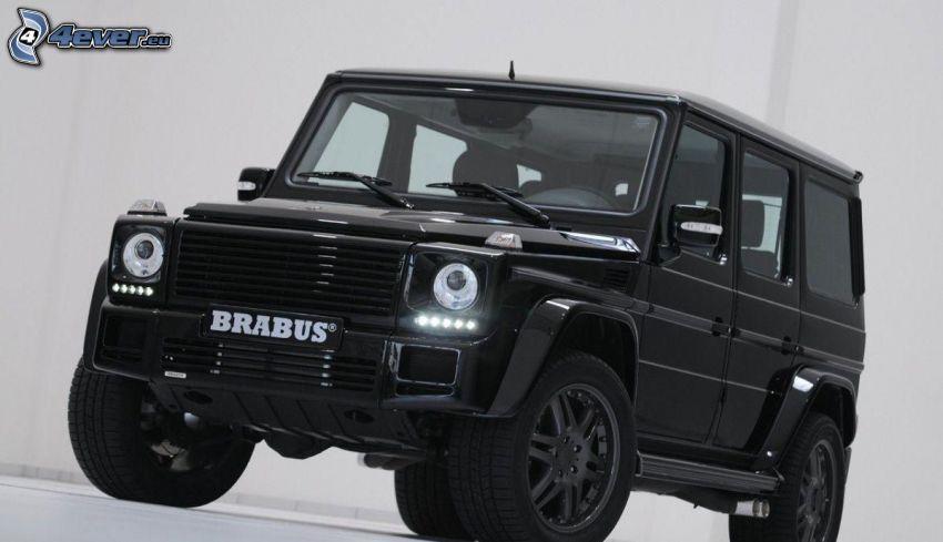 Mercedes-Benz G, Mercedes Brabus