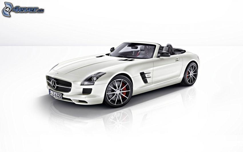 Mercedes-Benz SLS AMG, cabriolet