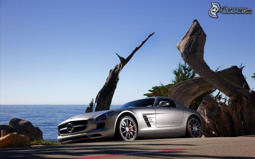 Mercedes-Benz SLS AMG, mare