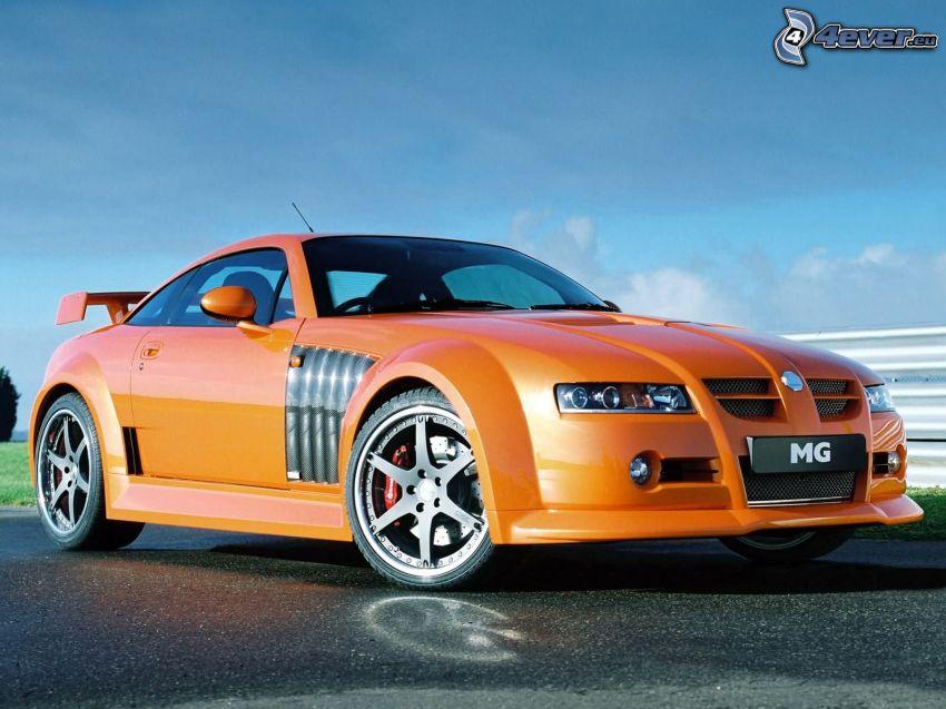 MG XPower, auto sportive