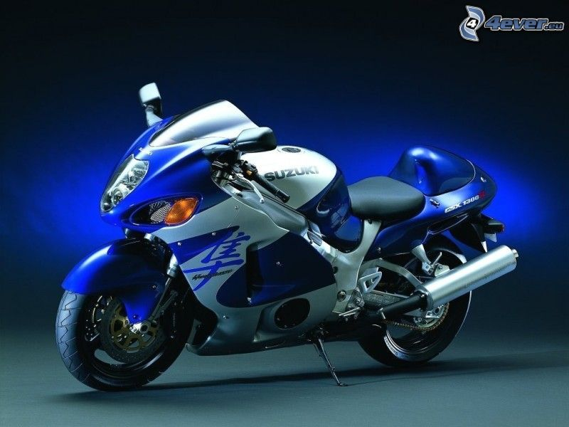 motocicletta, Suzuki