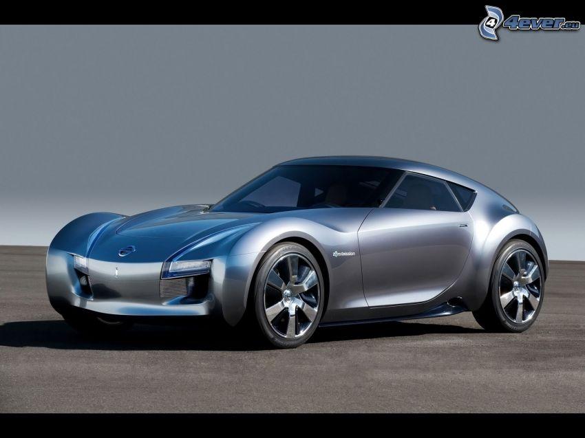 Nissan Esflow, concetto, auto sportive, auto elettrica