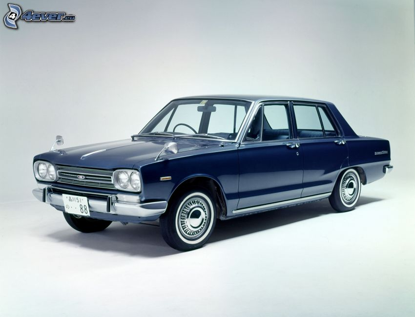 Nissan Skyline, veicolo d'epoca