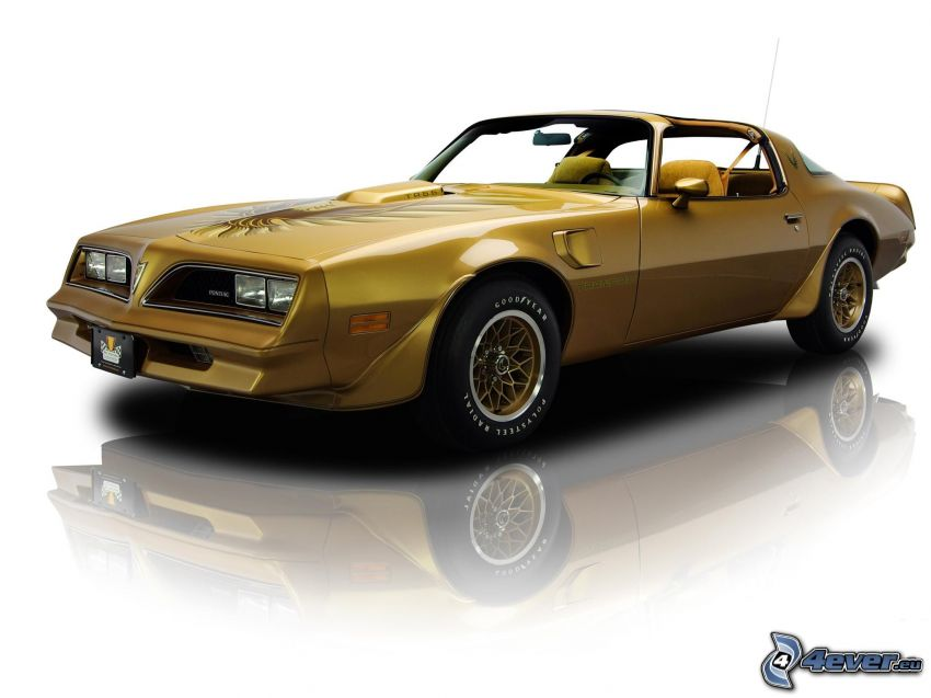 Pontiac Firebird, veicolo d'epoca