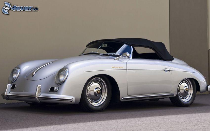 Porsche 356, veicolo d'epoca, cabriolet