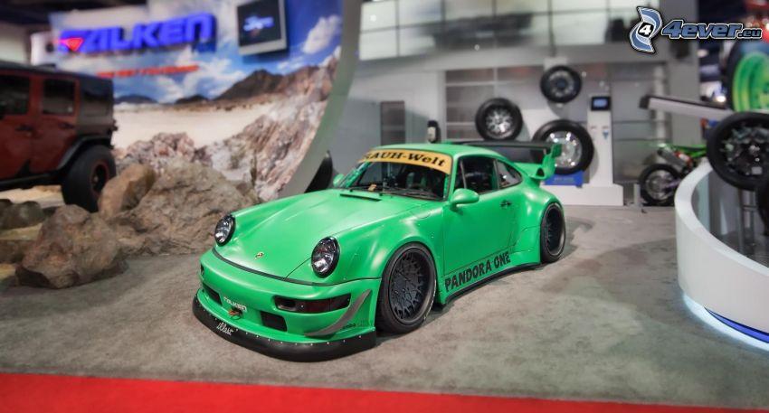 Porsche 911, veicolo d'epoca, model