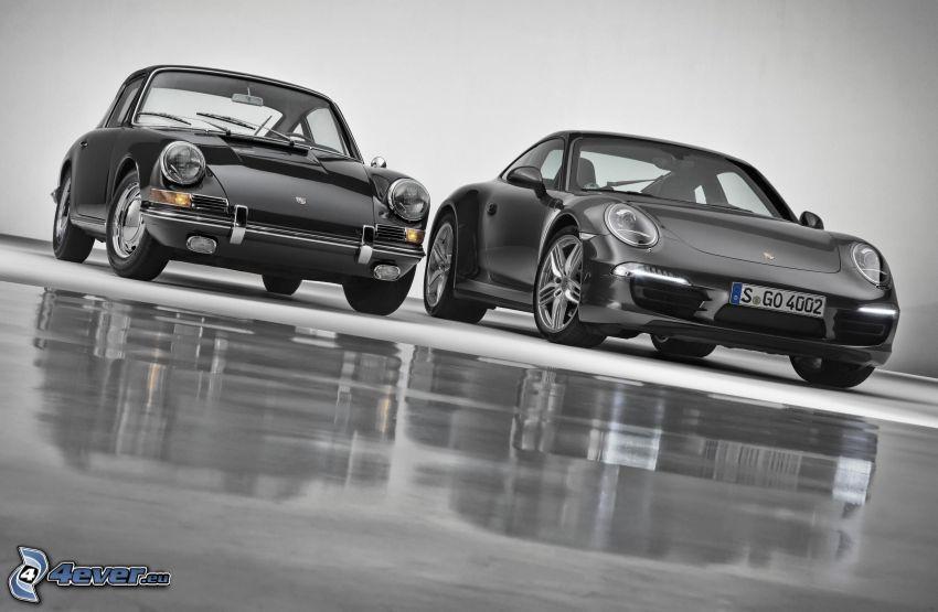 Porsche 911, veicolo d'epoca