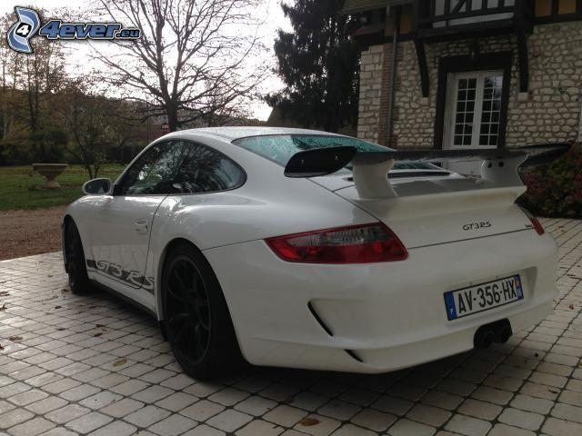 Porsche GT3R, piastrelle